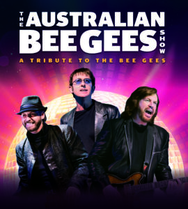 The Australian Bee Gees Show @ Castle in the Clouds